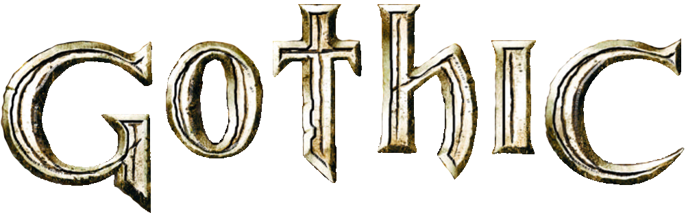 Gothic Logo 2000 from the Manual
