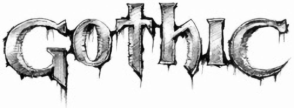 Gothic Trademark Logo