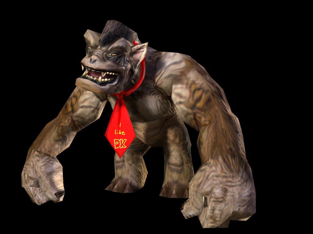 Donkey Kong Troll