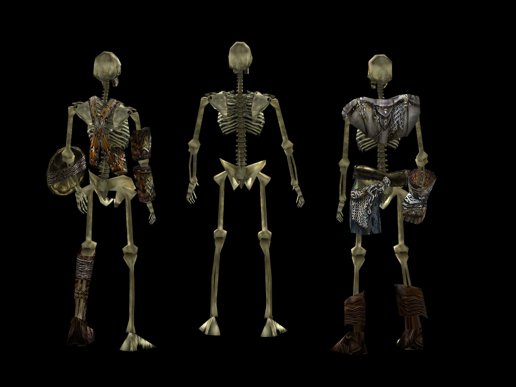 3 Skeletons backside
