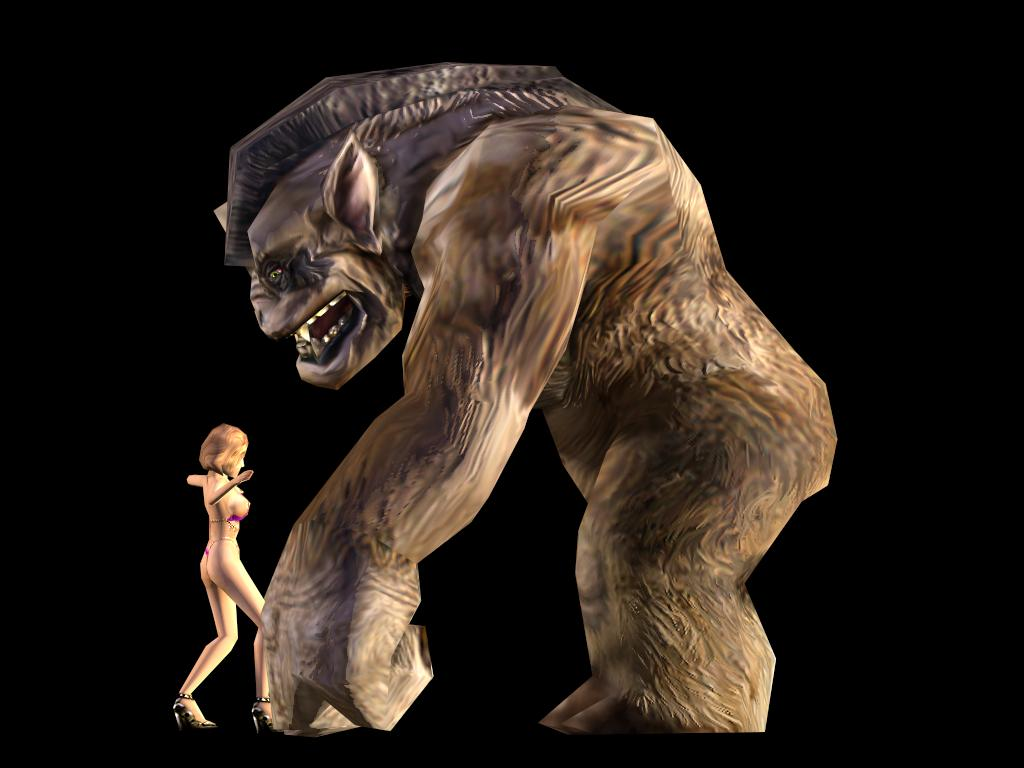 Troll and Babe 1