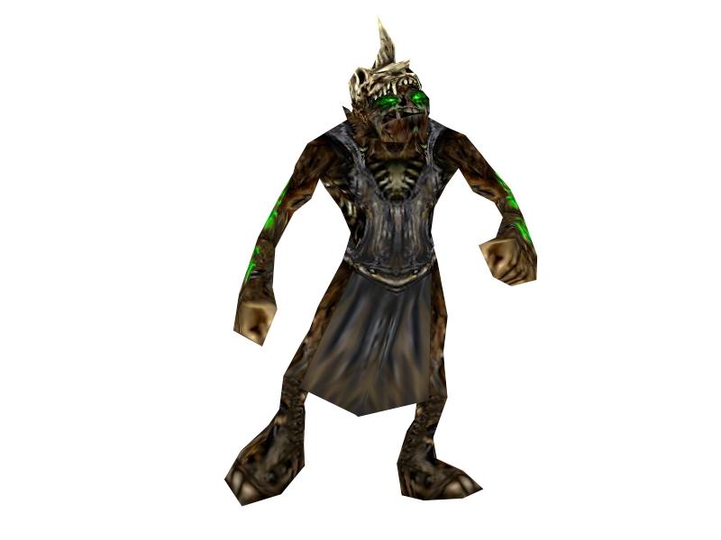 Undead Orc Shaman
