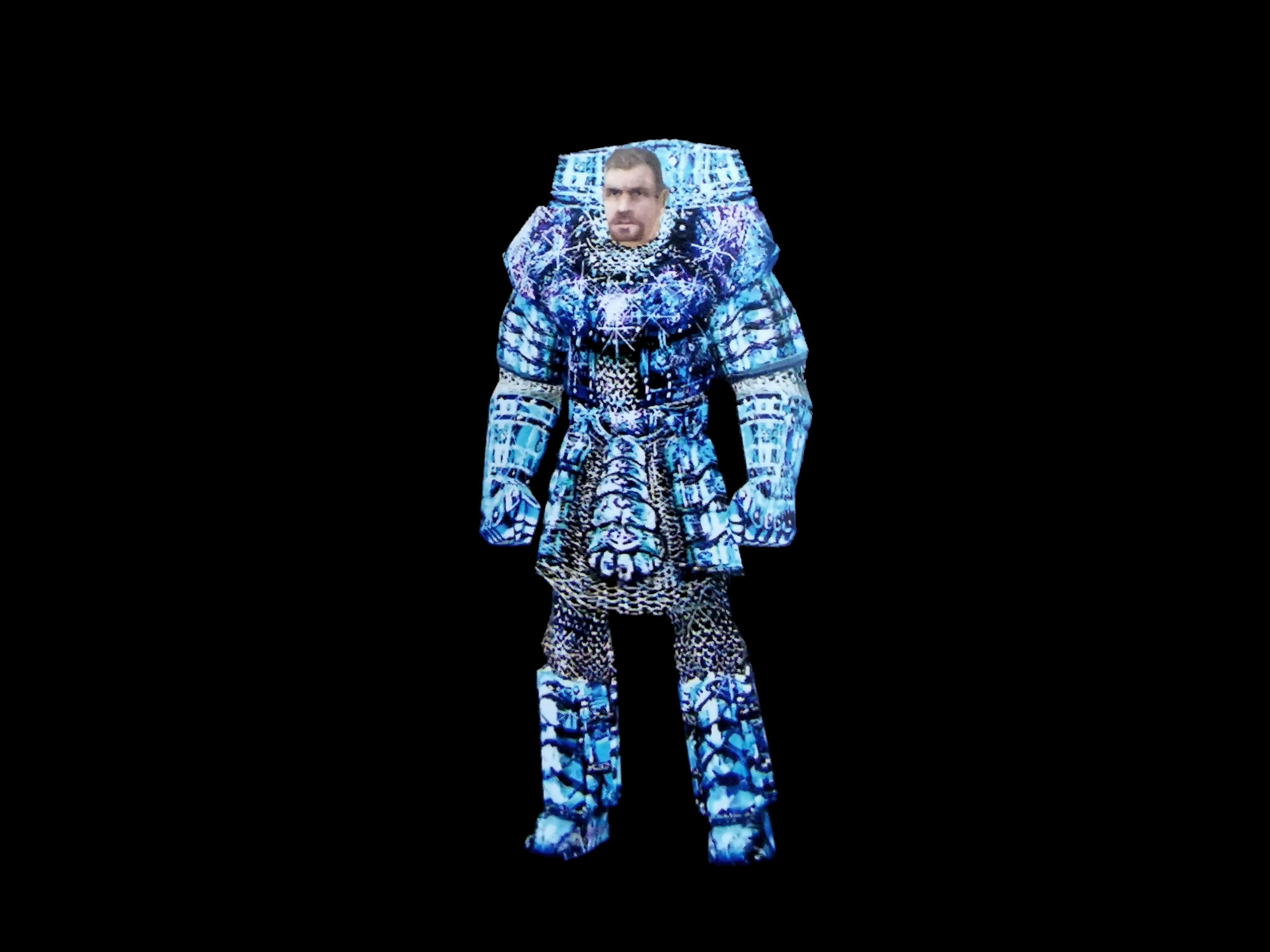 Early Ore Armor