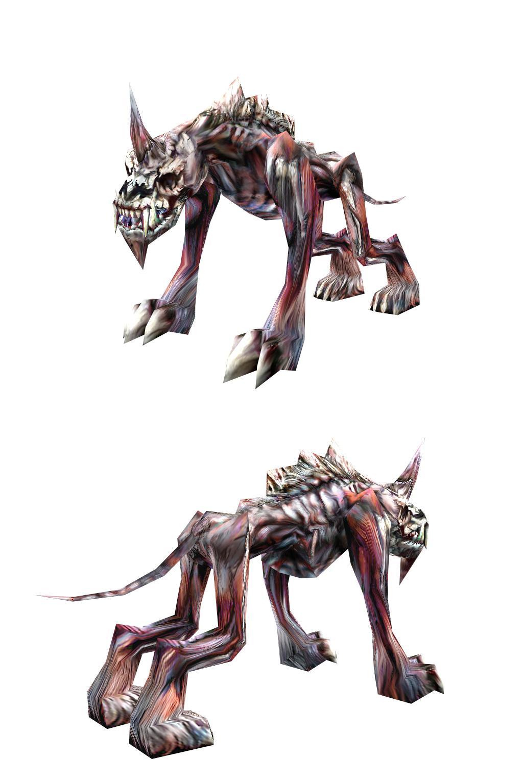 Demonic Shadowbeast