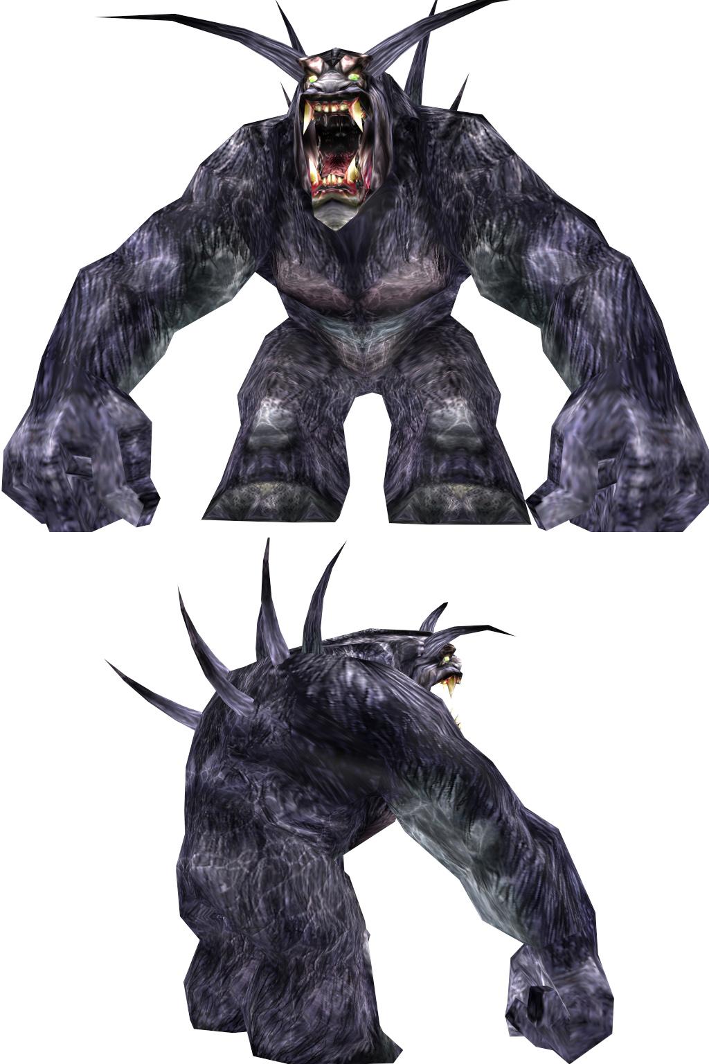 Demonic Troll