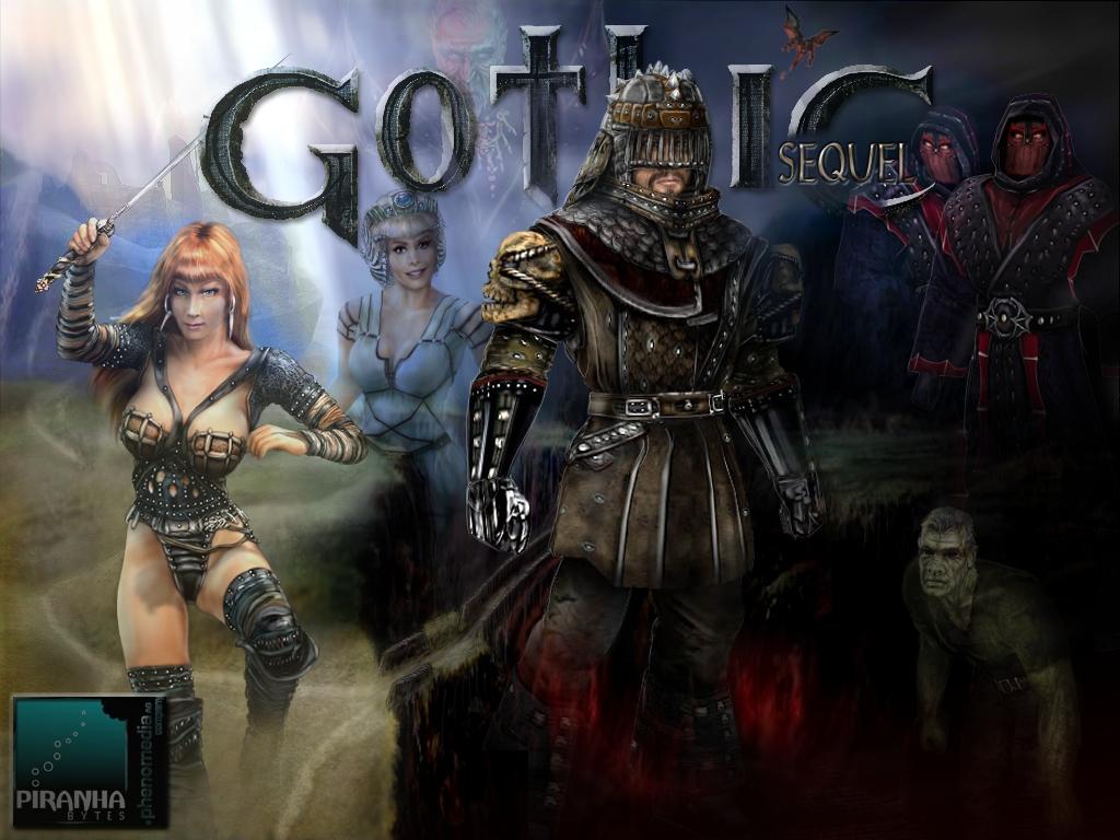 former Sequel Startscreen