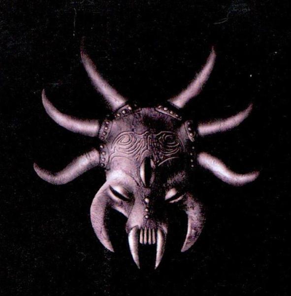 second Mask Artwork