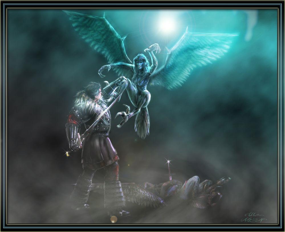 Harpy vs Orebaron v3