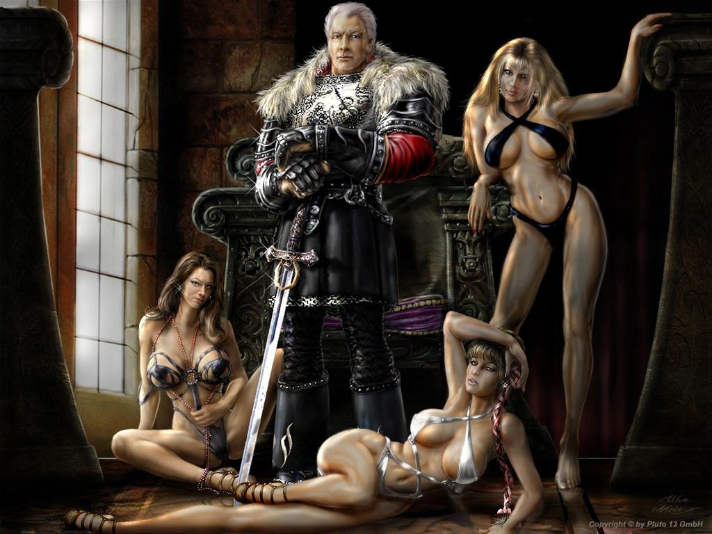 Baron with enslaved women v2