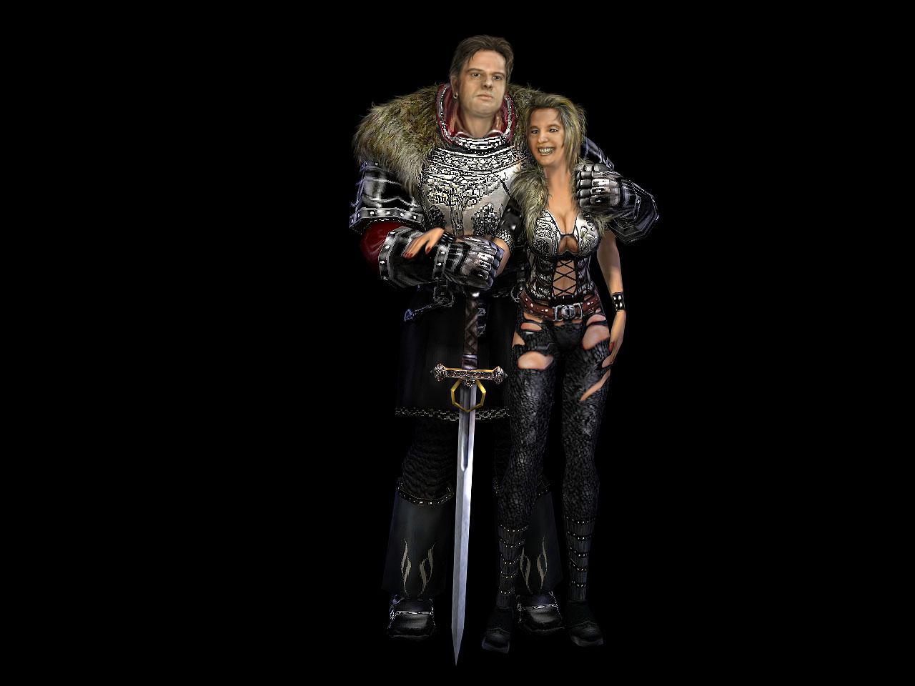 Refined Putzki as Orebaron with Ex-Wife
