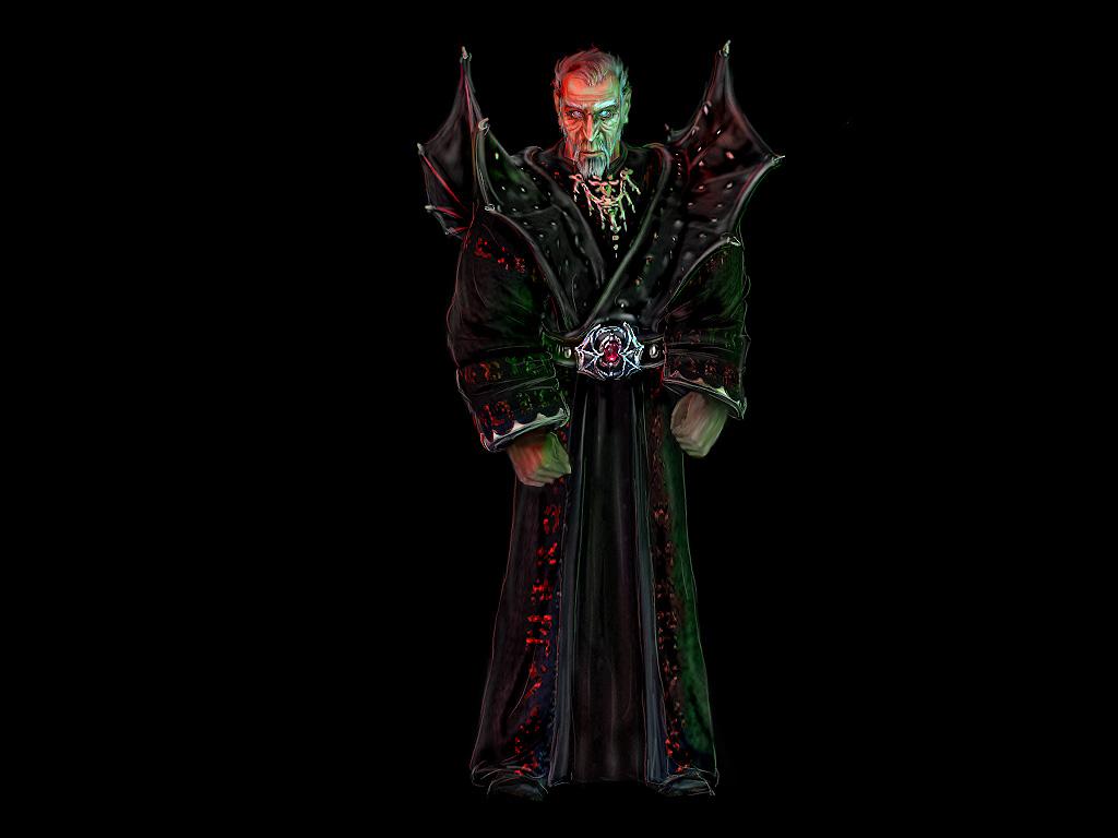 Refined Demon Mage