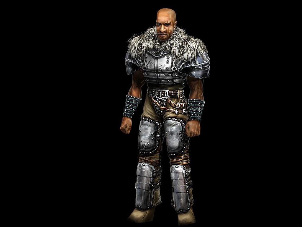 Refined Mercenary heavy