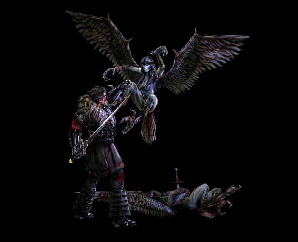 Refined Harpy vs. Orebaron