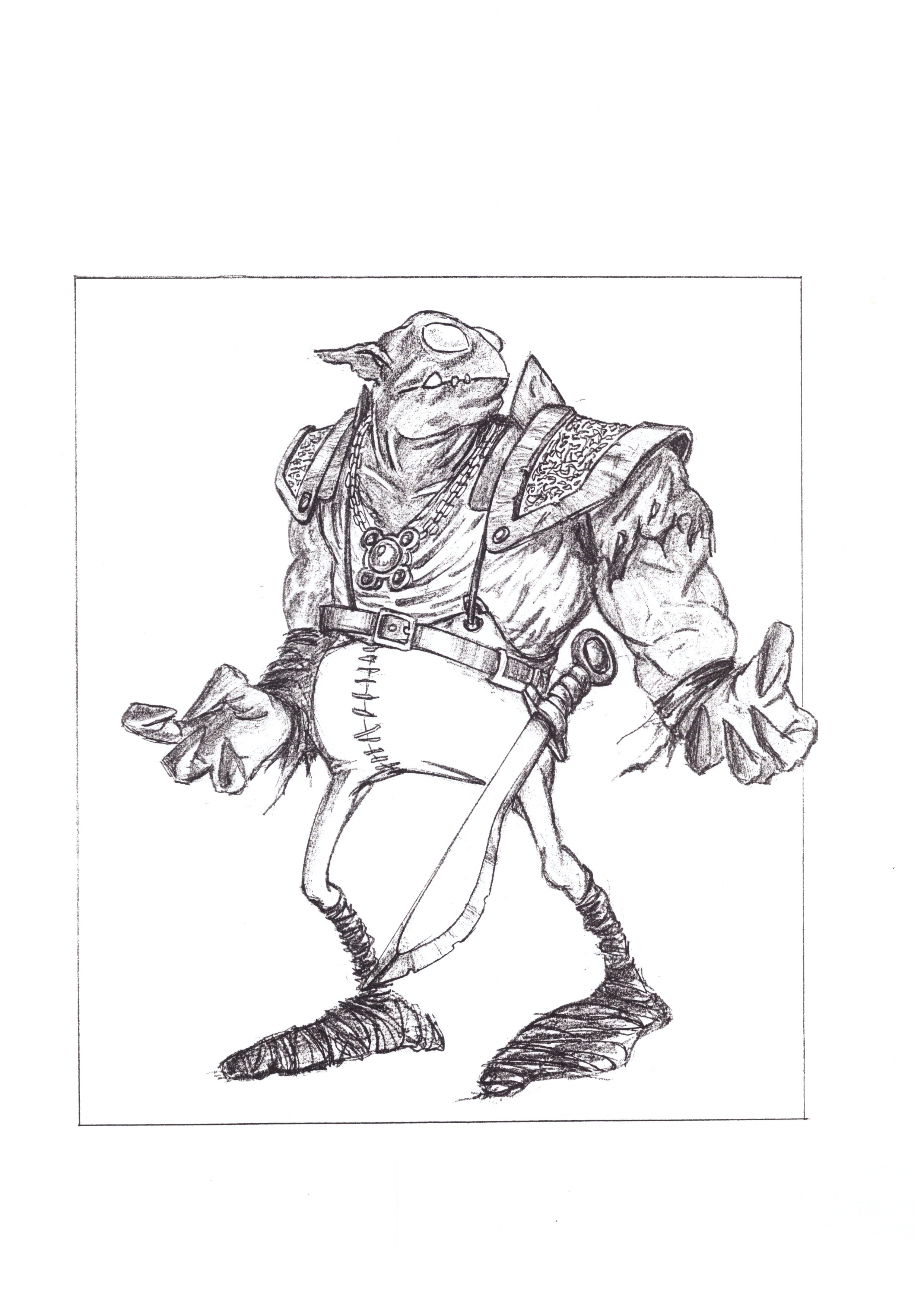 Orc Concept 1