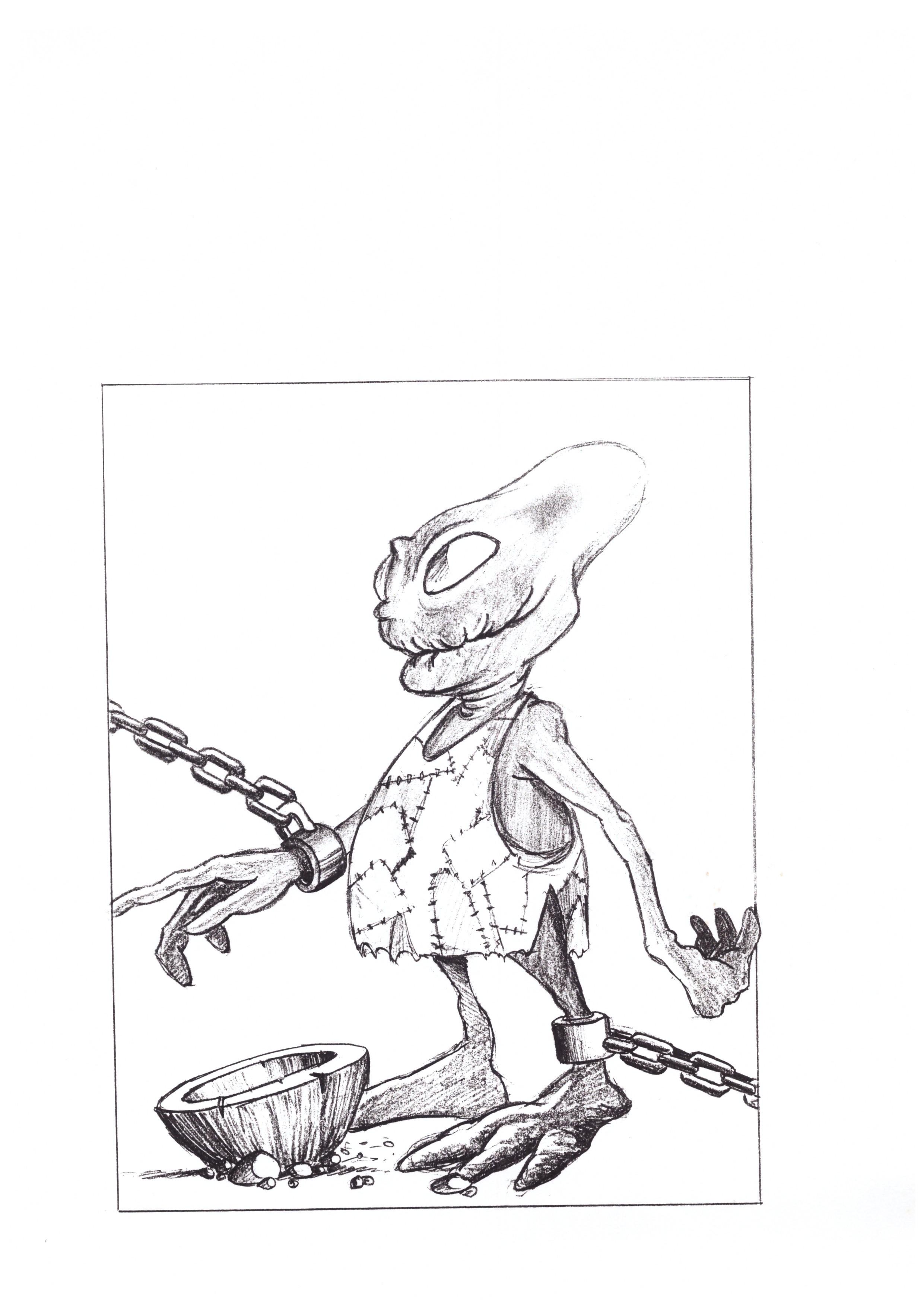 Orc Concept 10