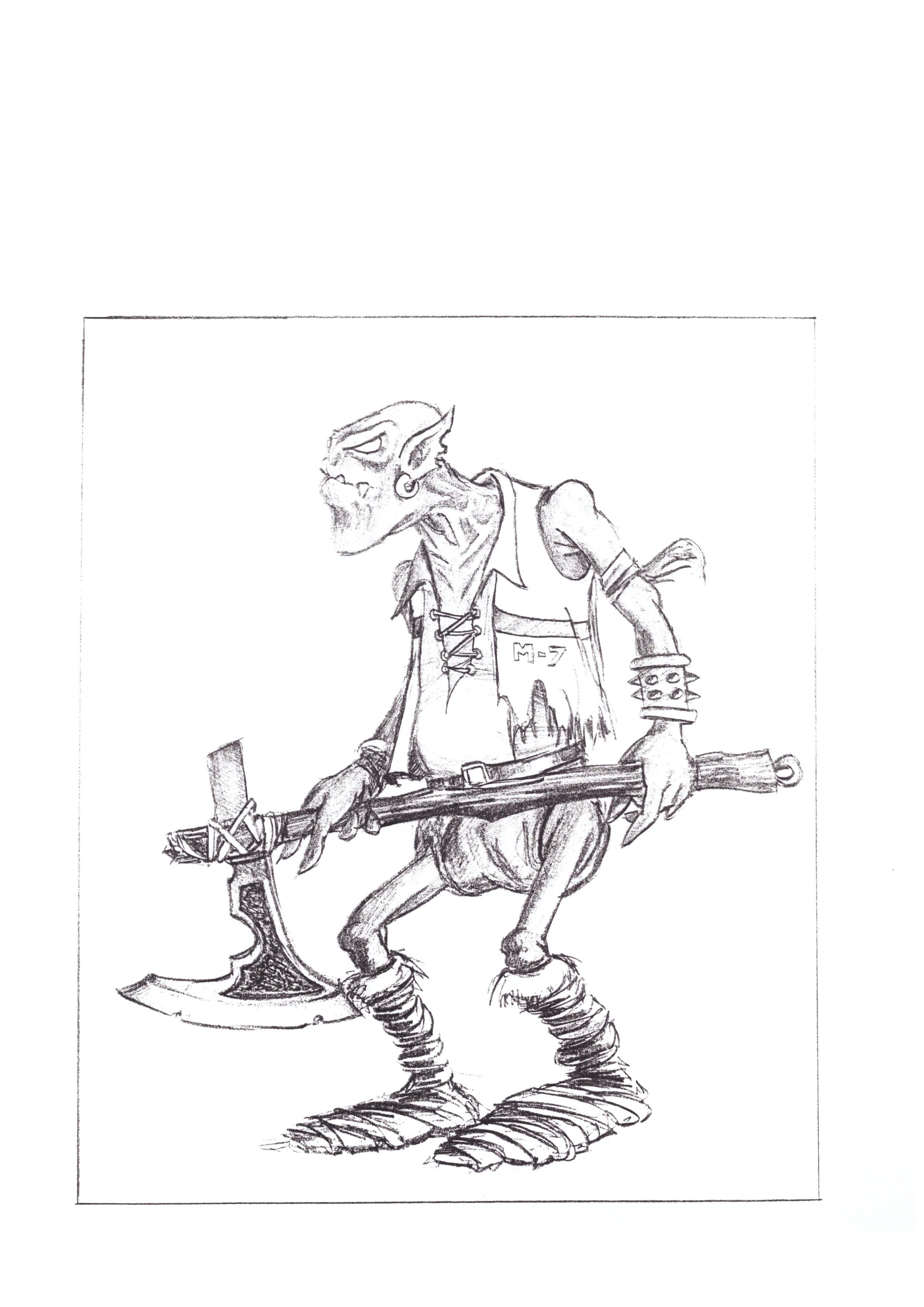 Orc Concept 2