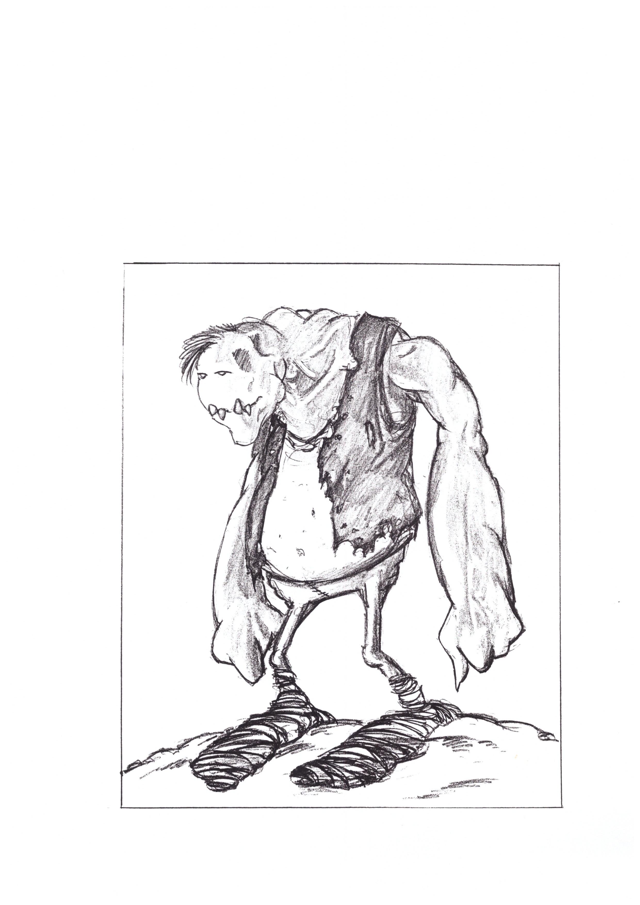 Orc Concept 4