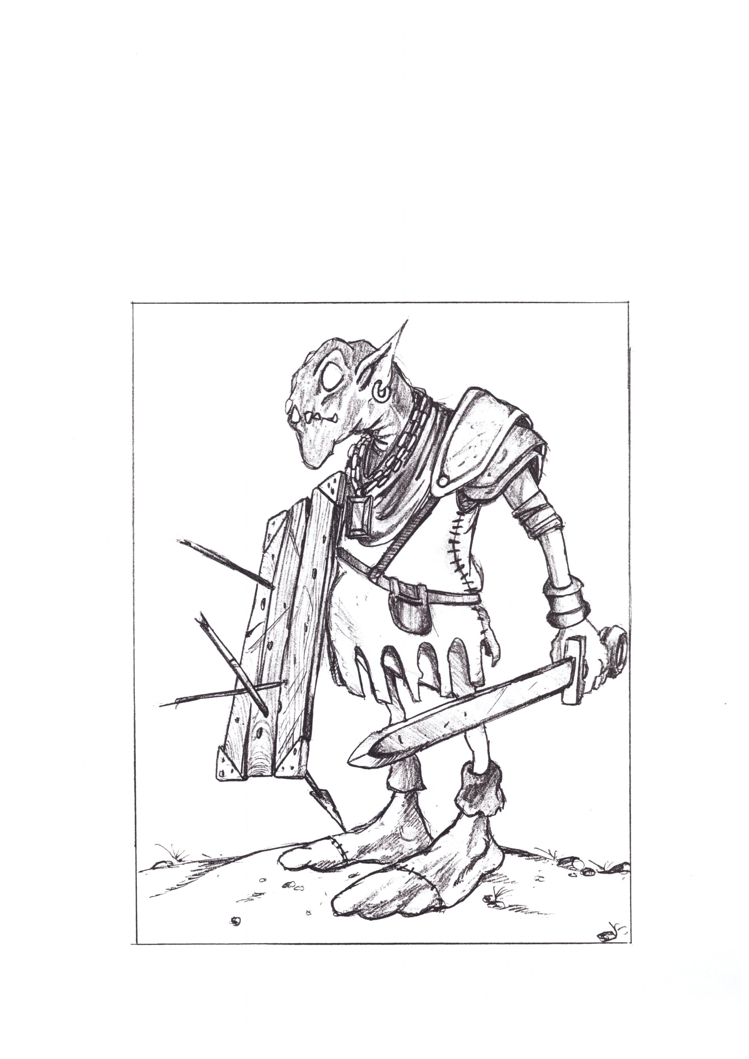 Orc Concept 6
