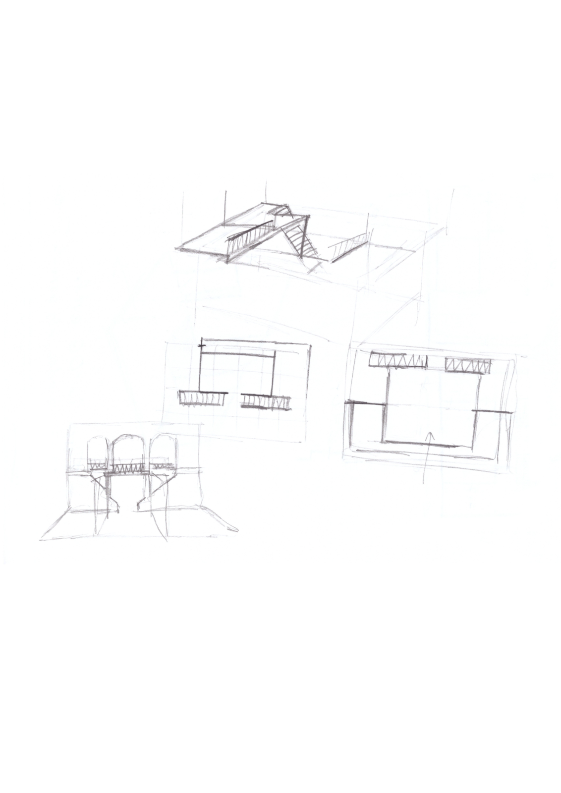 orebaron house scribble 2