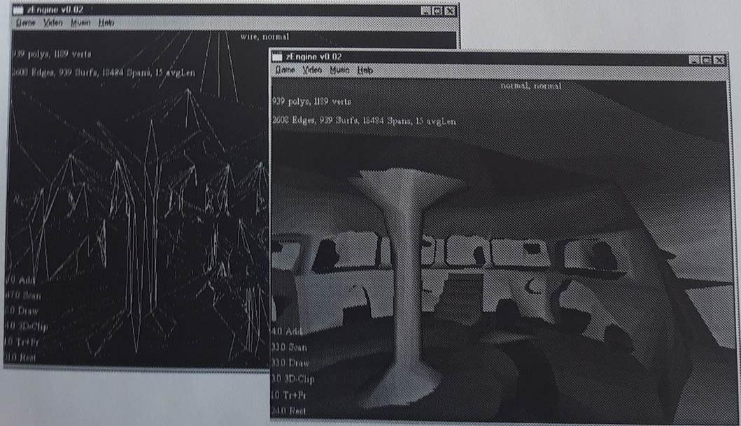 Orc cave model for comparison