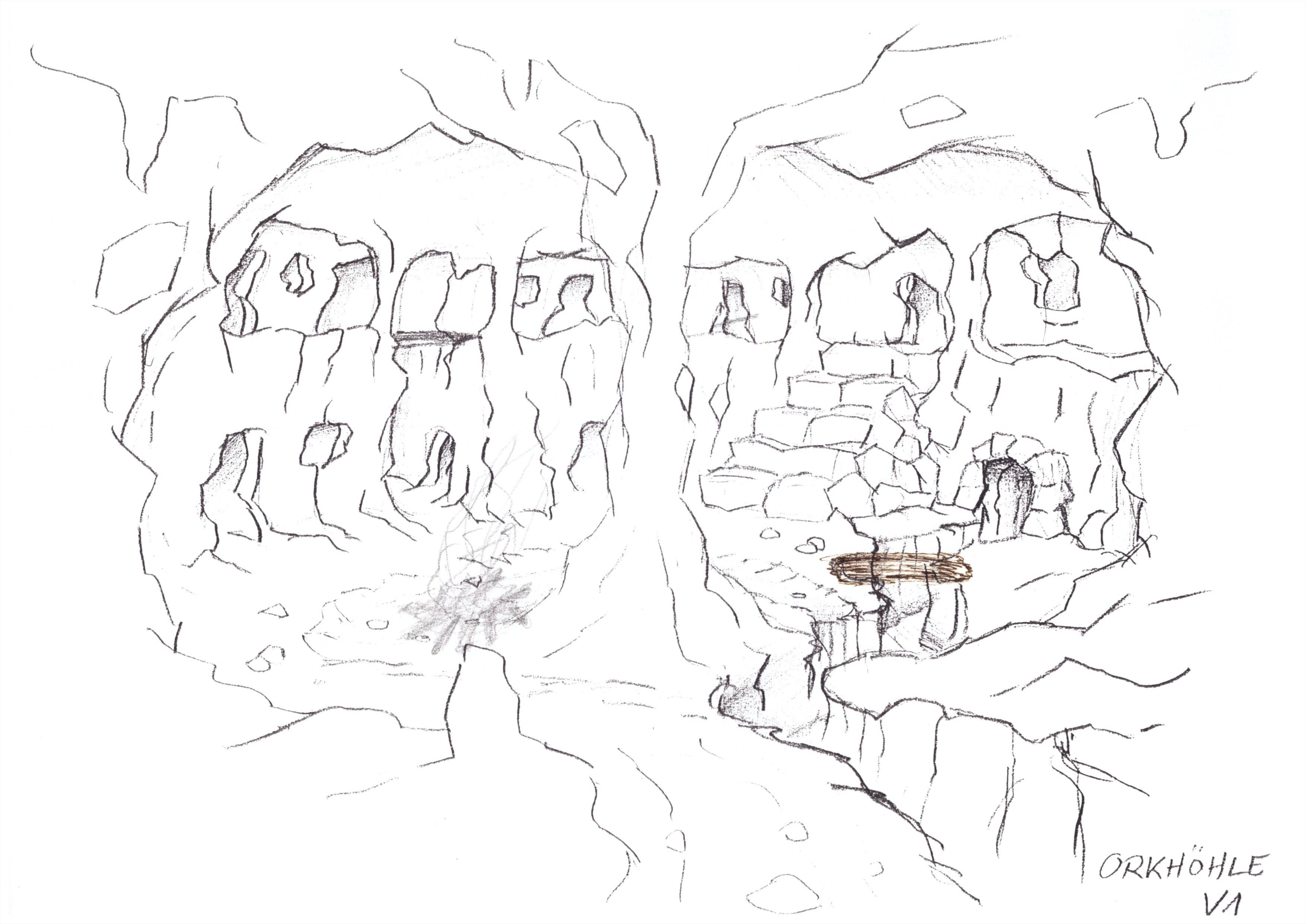 Orc cave V1+Fix