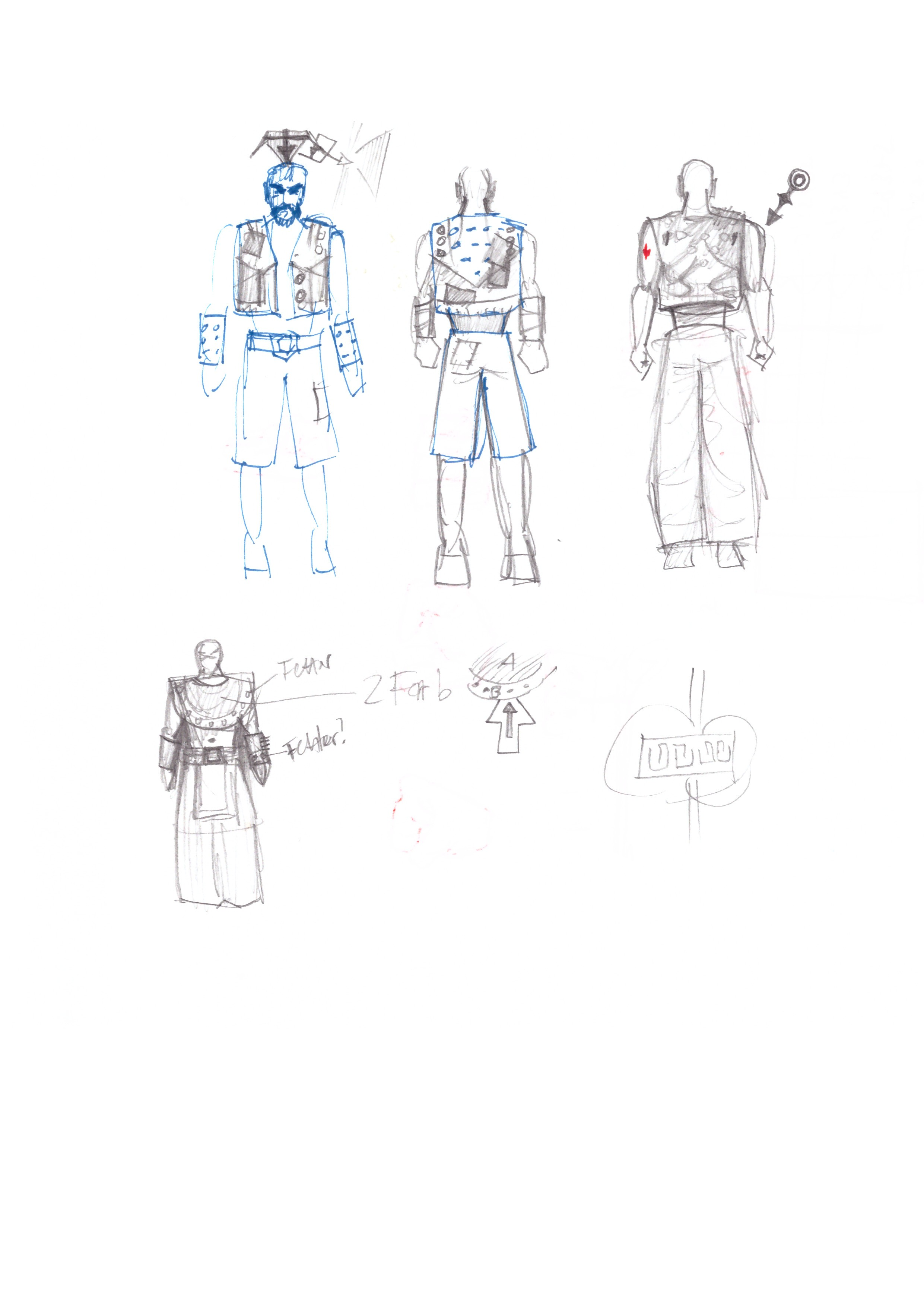 Character Scribble 3