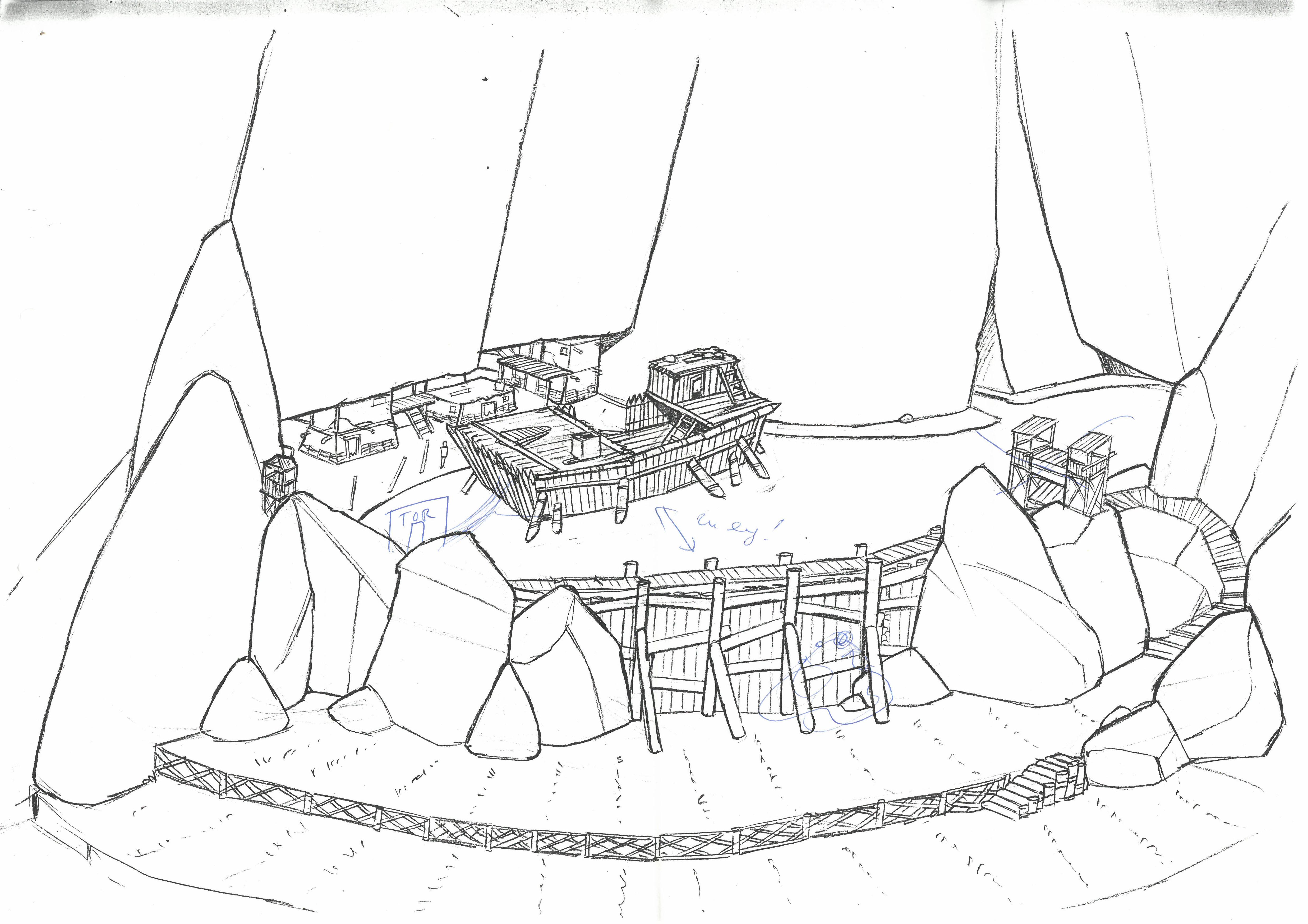 Neues Lager - Gesamtansicht 2