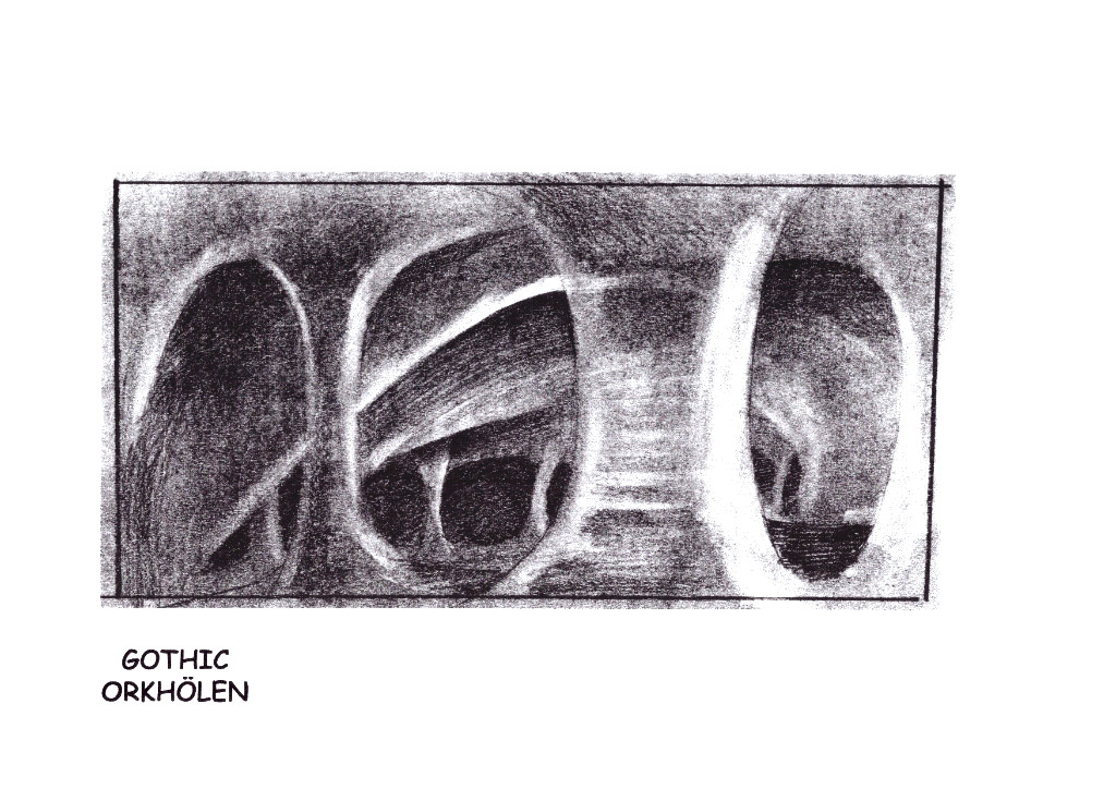 Gothic Orkhöhlen Atmo