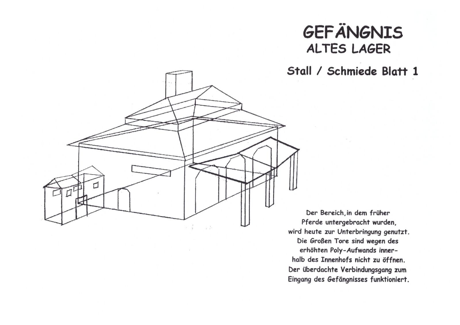 Stall/Schmiede 1