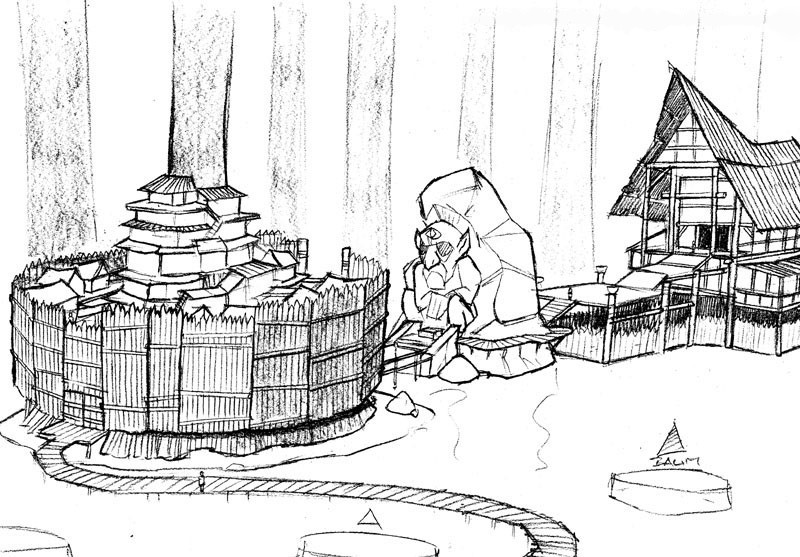 Sektenlager + Tempel v2