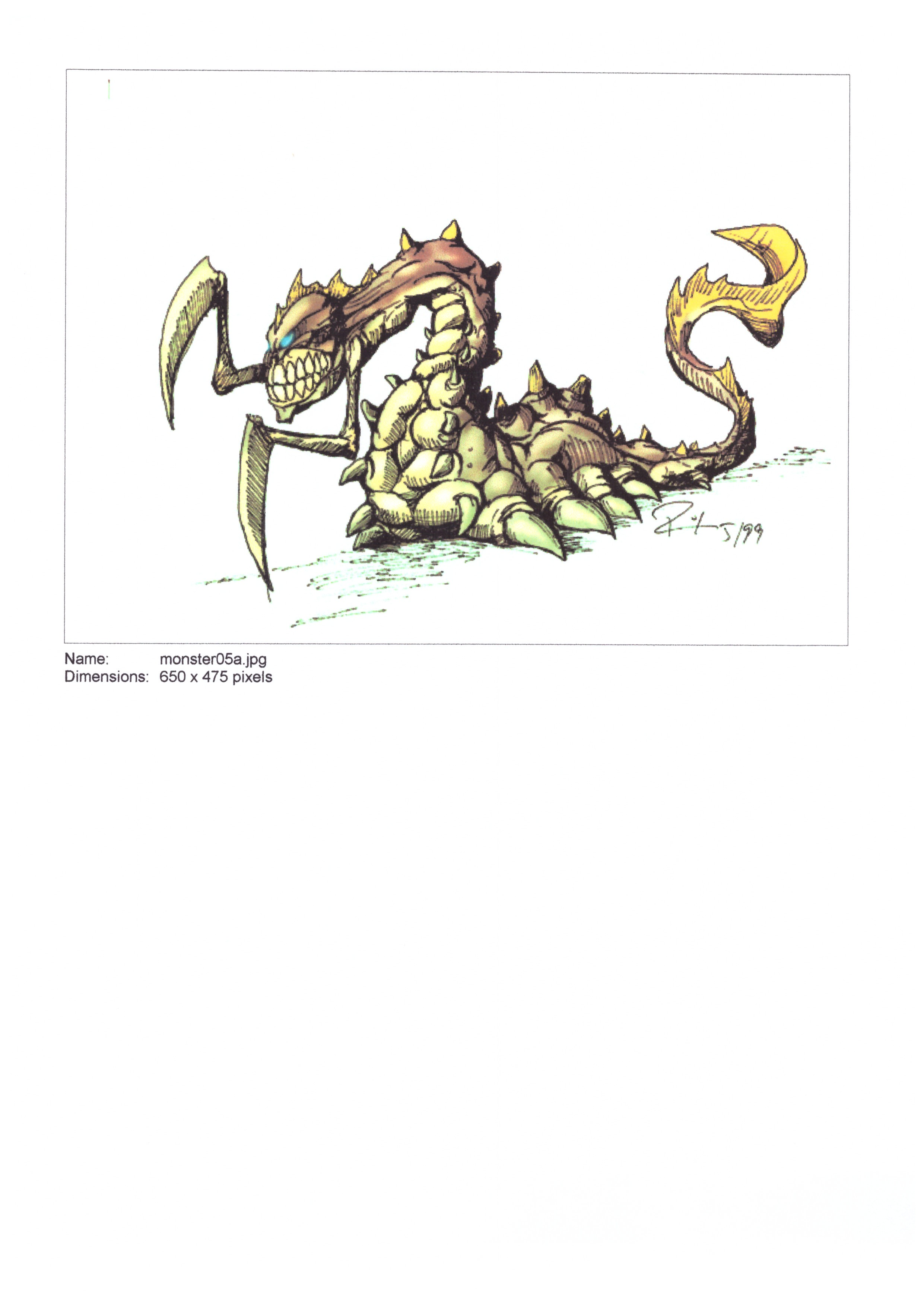 Monster 5