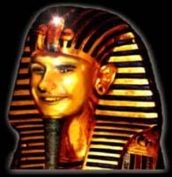 Kai Rosenkranz as a Pharao