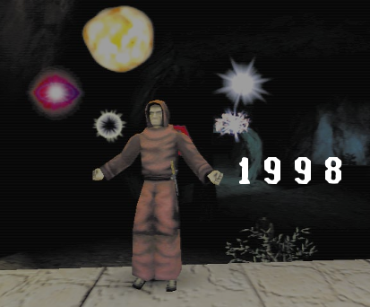 Screenshots from 1998