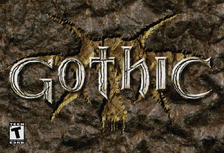 Gothic Manual - English Version