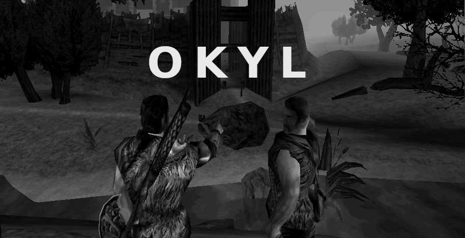 The Screenshot Story about Okyl