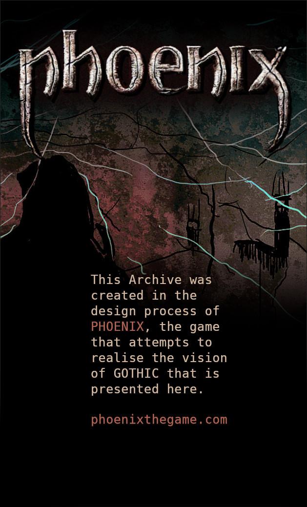 PHOENIX - A Gothic Alpha Reboot by PhoenixTales
