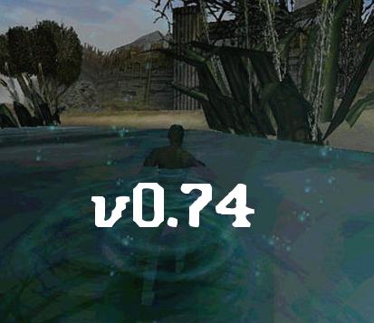 Screenshots from around Version 0.74