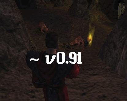 Screenshots from around Version 0.91