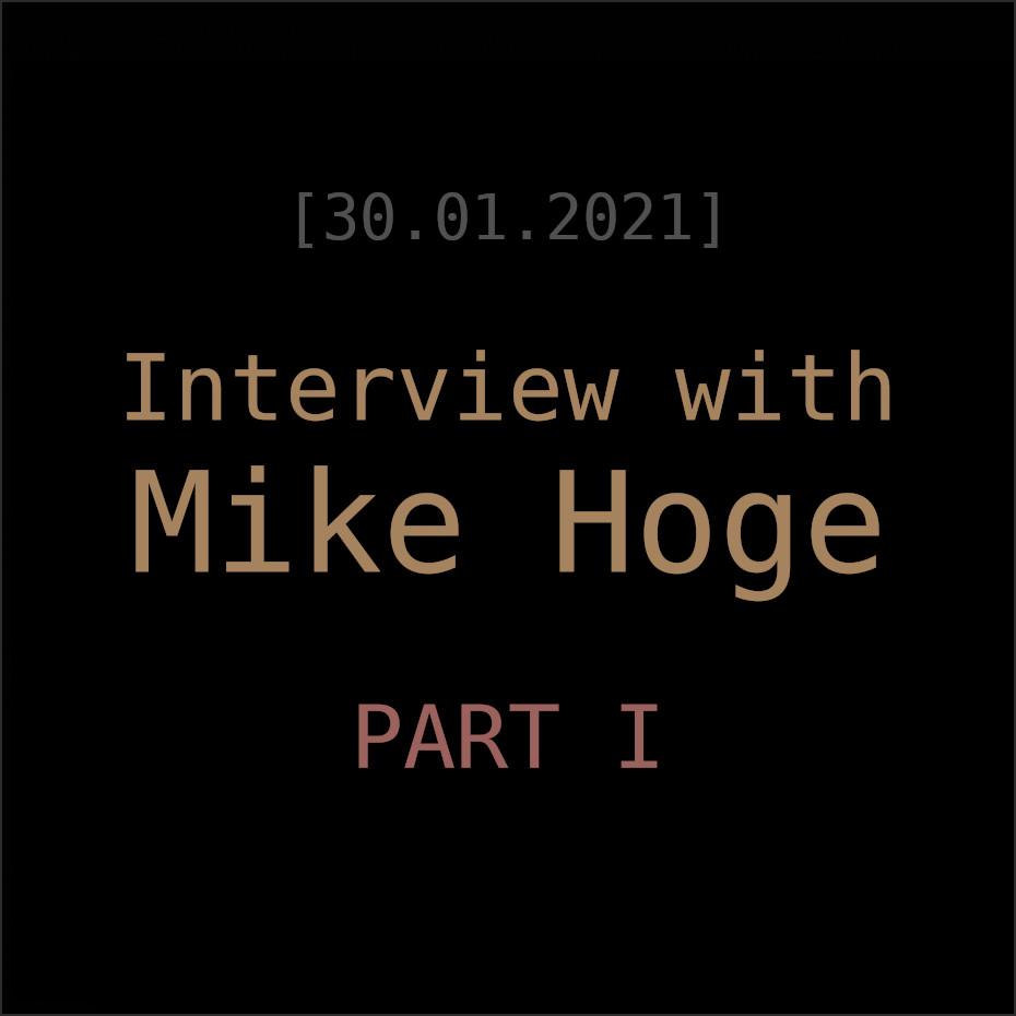 Mike & Florian Part 1