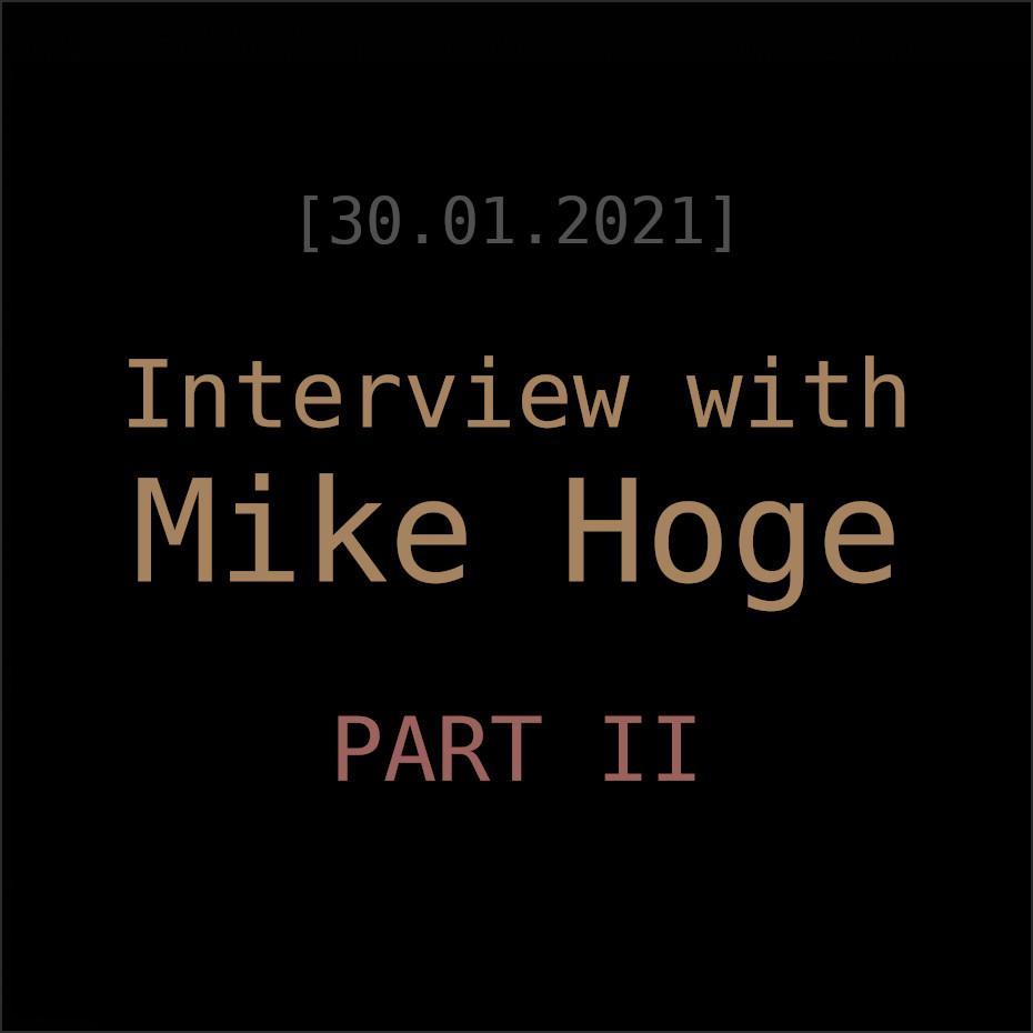Mike & Florian Part 2