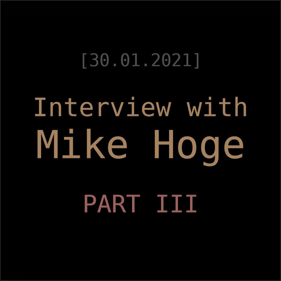 Mike & Florian Part 3