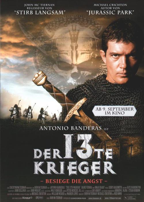 Cover des 13ten Kriegers