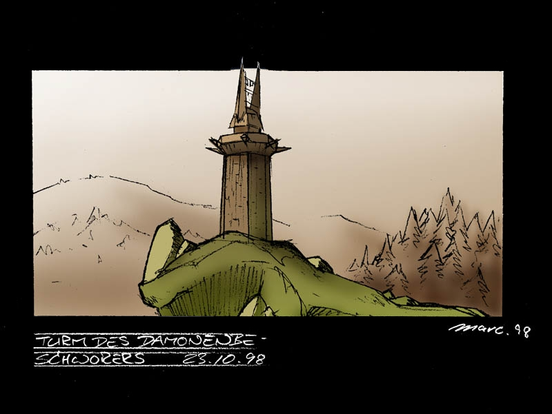 Dämonenturm