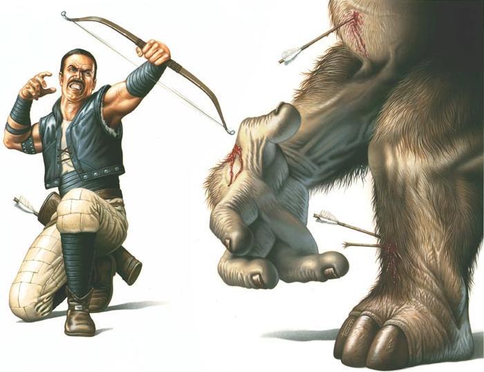 Diego vs. Troll