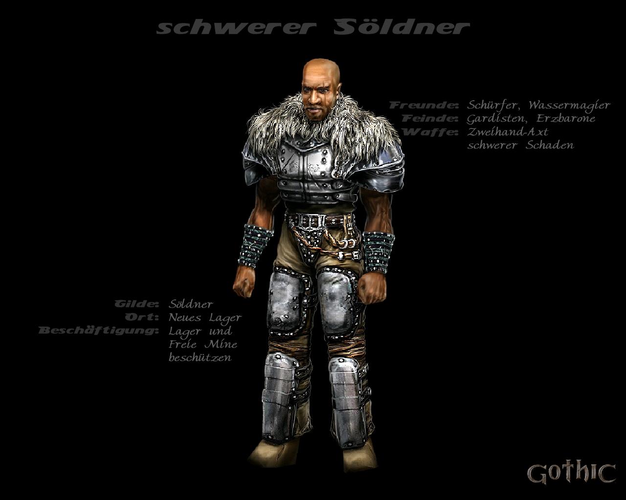 Heavy Mercenary