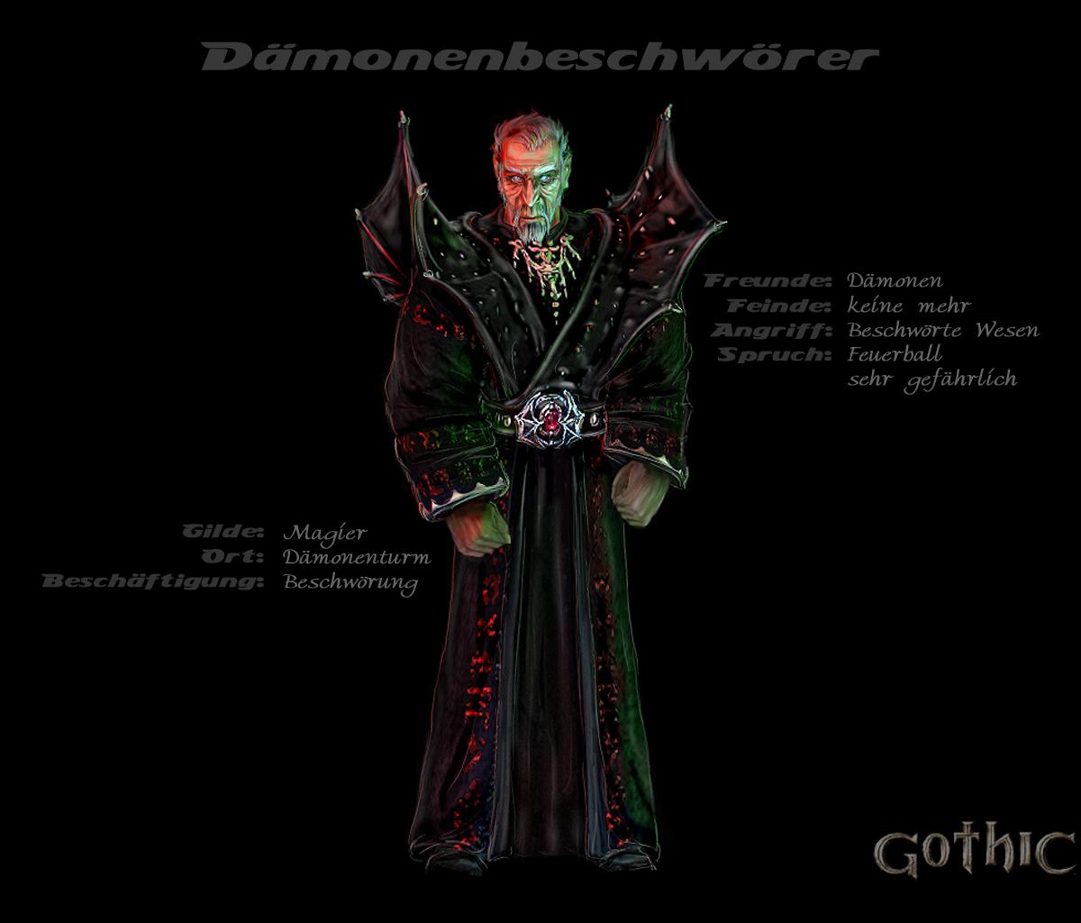 Demon Mage