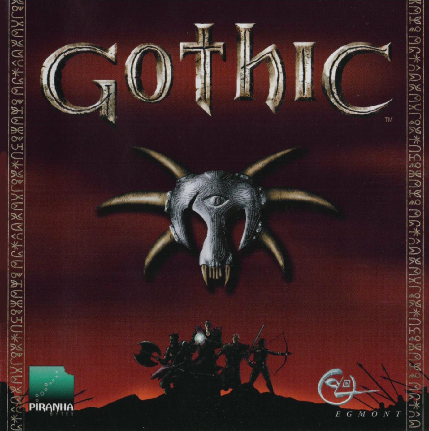 Verehrt und Angespien Gothic Werbung 1