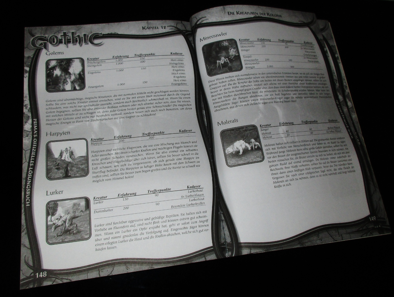 Gothic Guide Inside