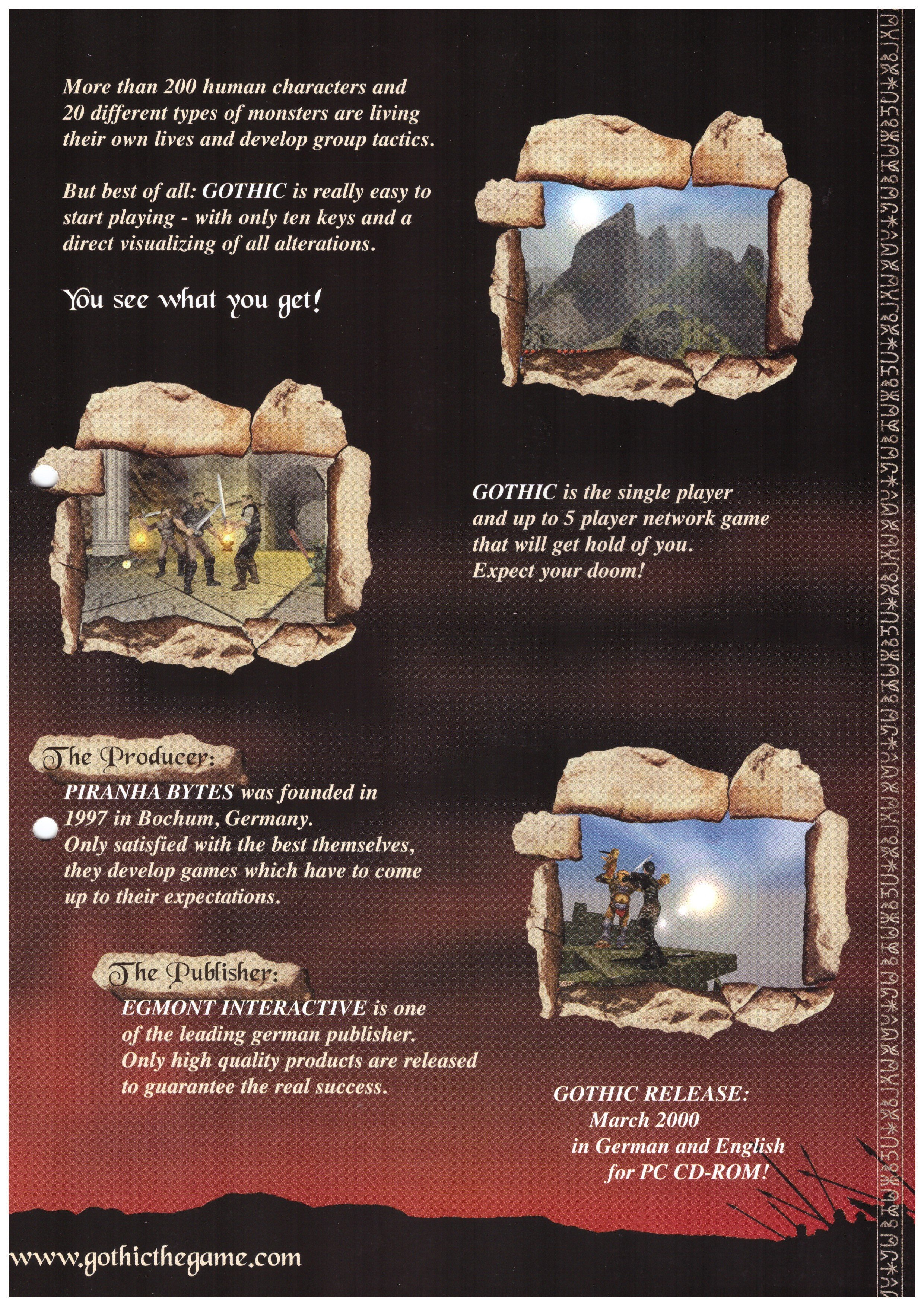 Big Gothic Flyer Page 2