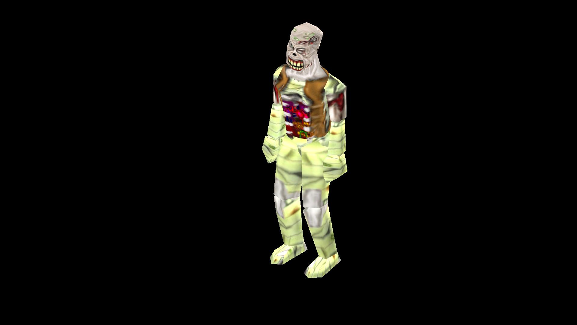 Zombie Position 1